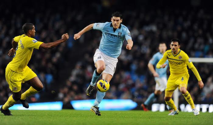 Gareth Barry, Manchester City