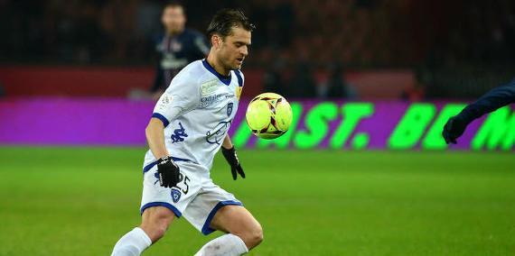 Jerome Rothen, SC Bastia