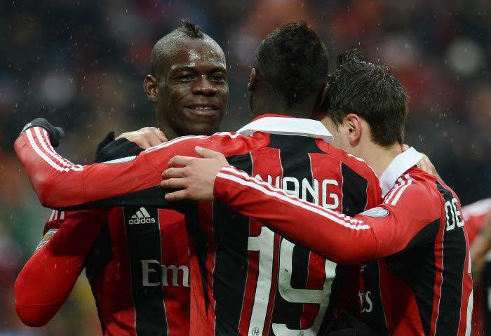 Milan AC : «Balotelli intransférable, mais pour 150 millions…»