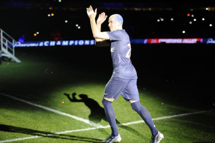 Christophe Jallet, PSG