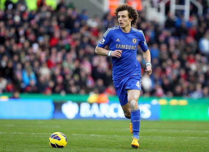 Barcelone garde un œil sur David Luiz