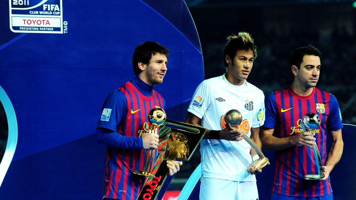 Messi - Neymar