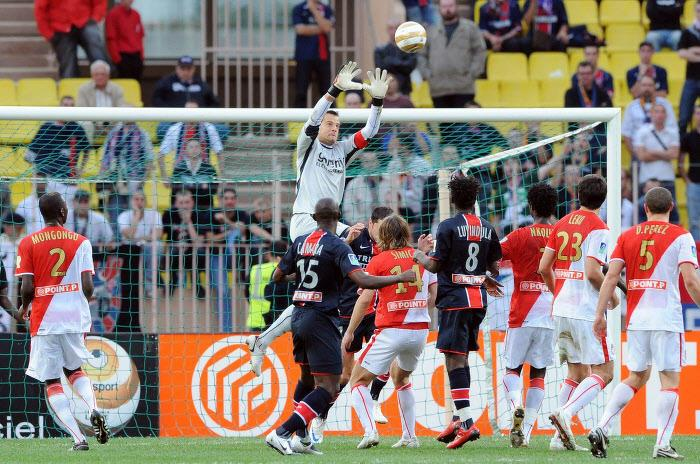 Flavio Roma, AS Monaco