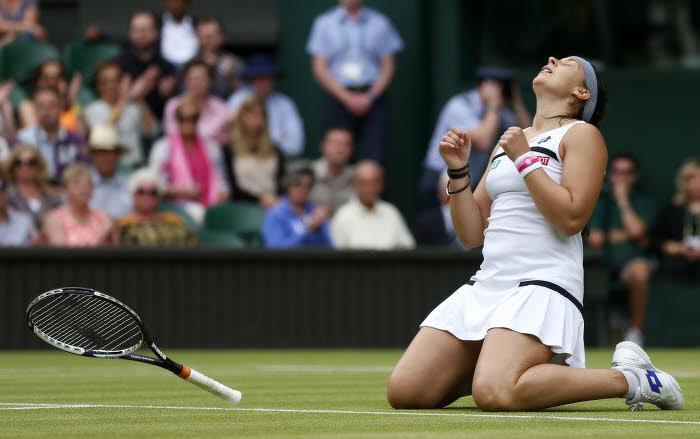 Marion Bartoli, Tennis, Wimbledon