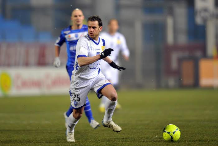 Jérome Rothen, SC Bastia