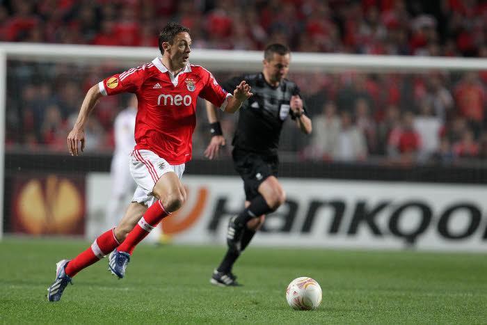 Nemanja Matic, Benfica Lisbonne