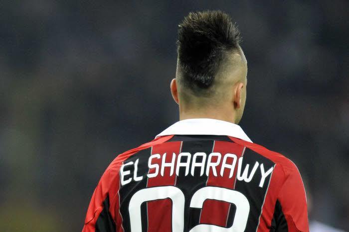 El Shaarawy, Milan AC