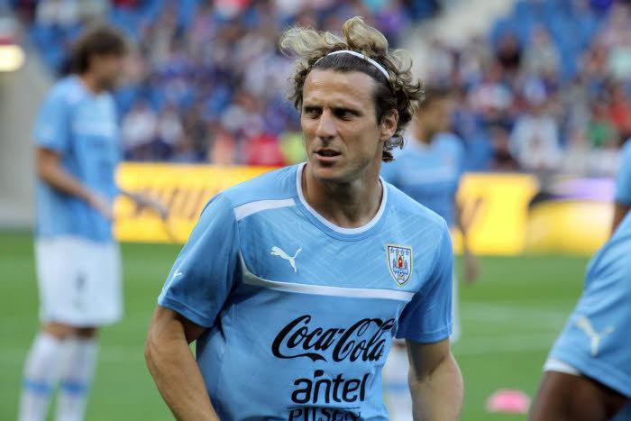 Diego Forlan, Uruguay