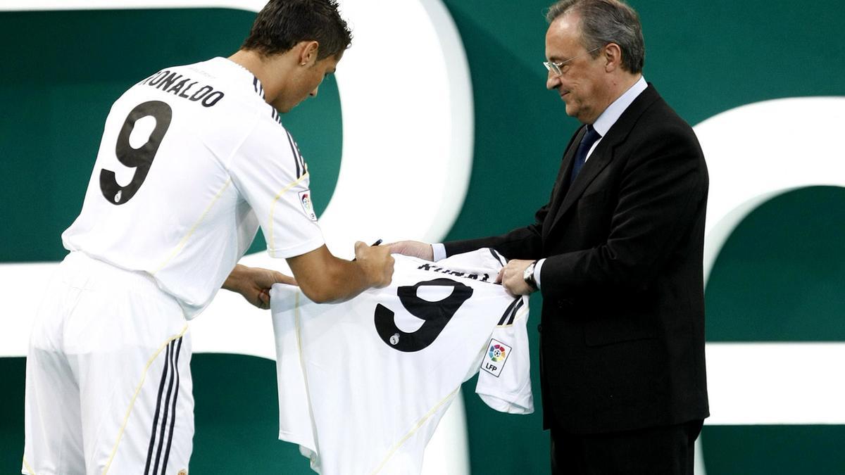 Ronaldo - Pérez