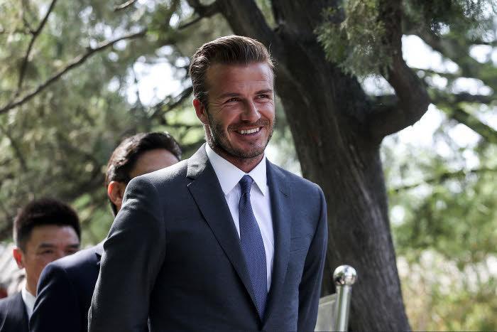 Beckham : «Je n'ai pas eu le temps de penser à la retraite»