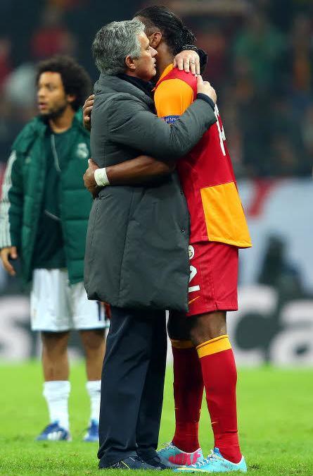 Mourinho, Drogba