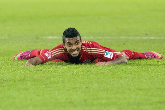 Luiz Gustavo, Bayern Munich