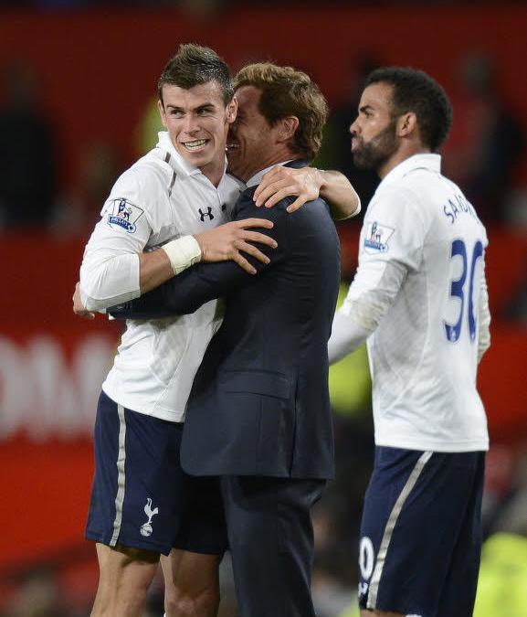 Boas, Bale, Tottenham