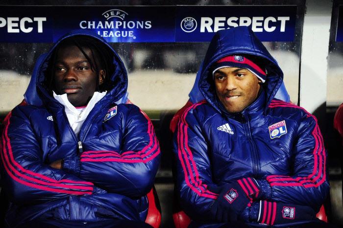 La Ligue des Champions, un lointain souvenir pour Bafétimbi Gomis et Jimmy Briand