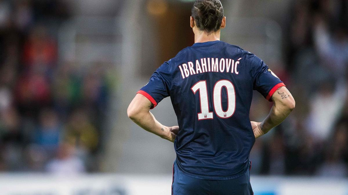 PSG : «Ibrahimovic trouve le club un peu amateur, mais…»