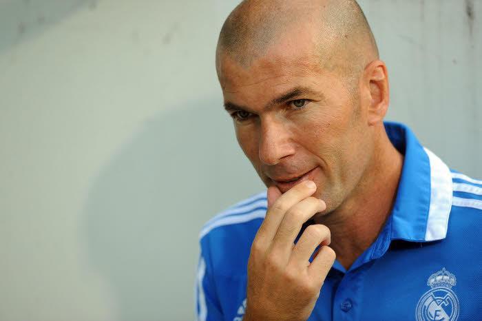 Zidane : «Le Real Madrid n'a pas renoncé à Gareth Bale»