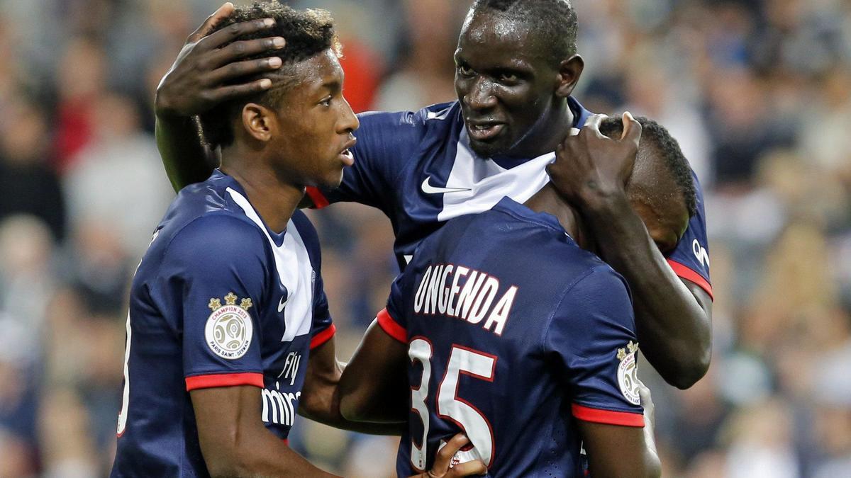 Hervin Ongenda, Mamadou Sakho & Kingsley Coman