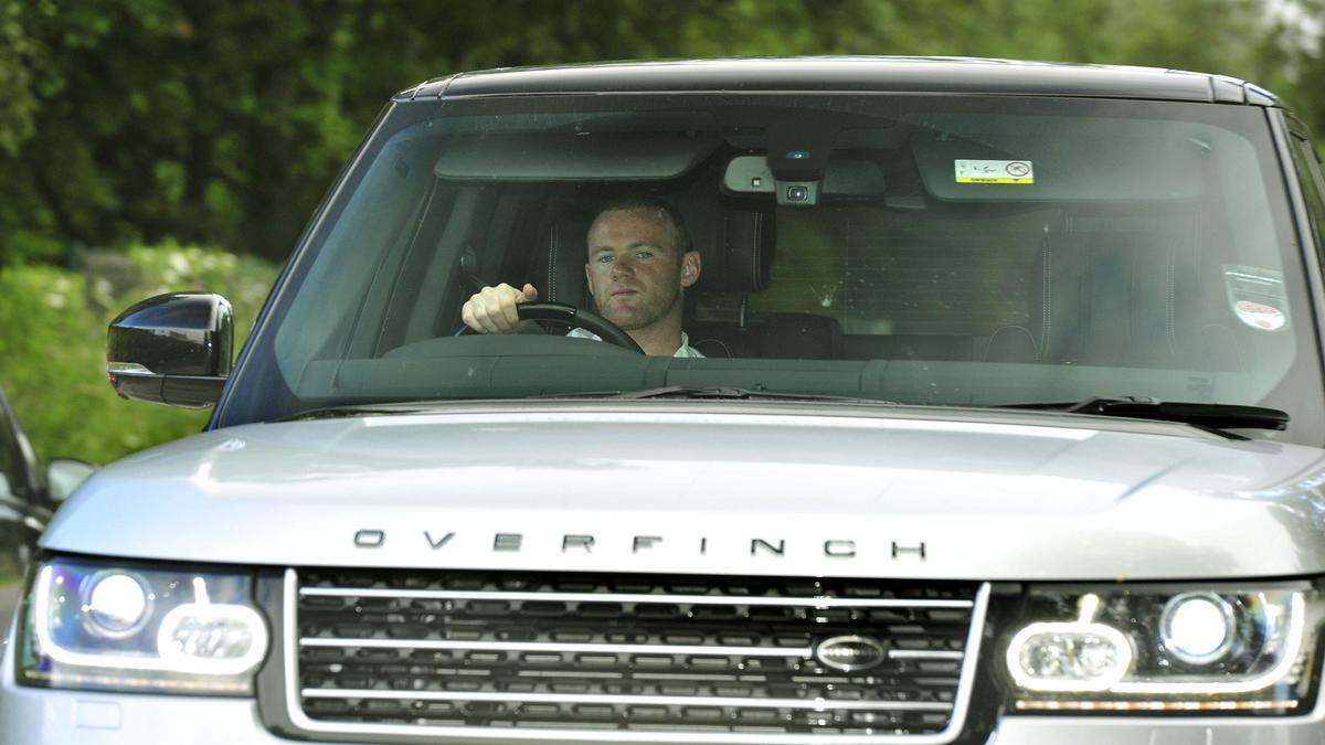 PSG : Manchester United accepterait de vendre Rooney à l