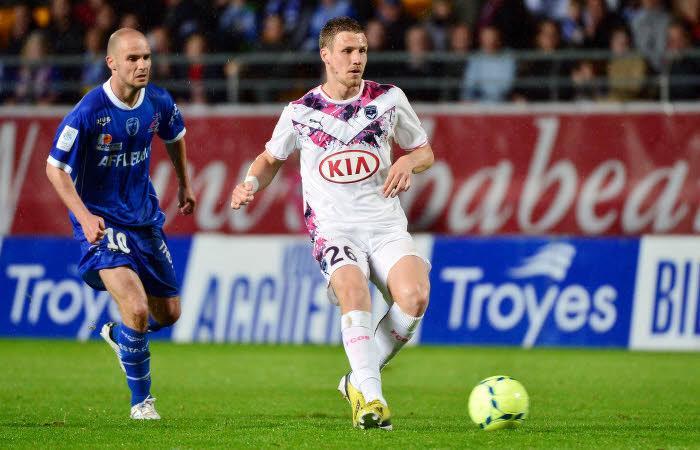 G. Sertic forfait contre Monaco ?
