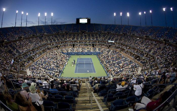 Court Arthur Ashe, US Open