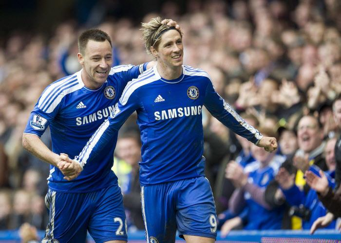 Chelsea : Mourinho compte utiliser Torres comme fer de lance