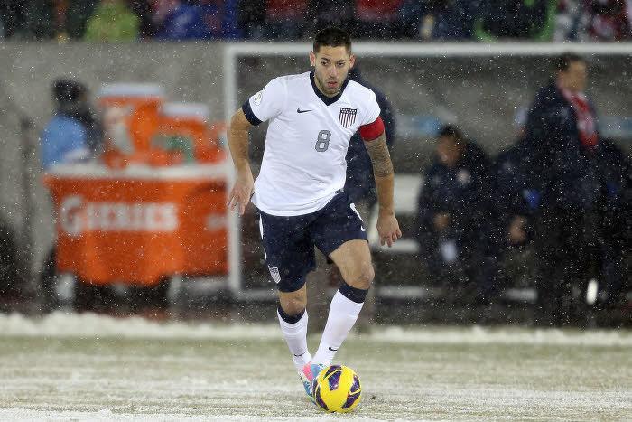 Dempsey de retour à Tottenham cet hiver ?