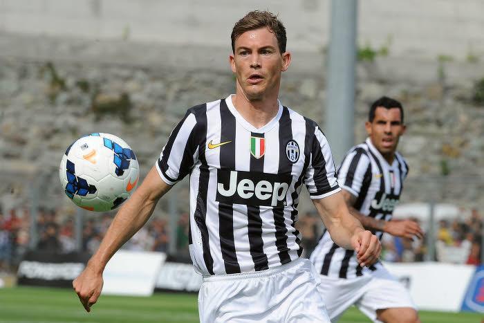 Stephan Lichtsteiner, Juventus