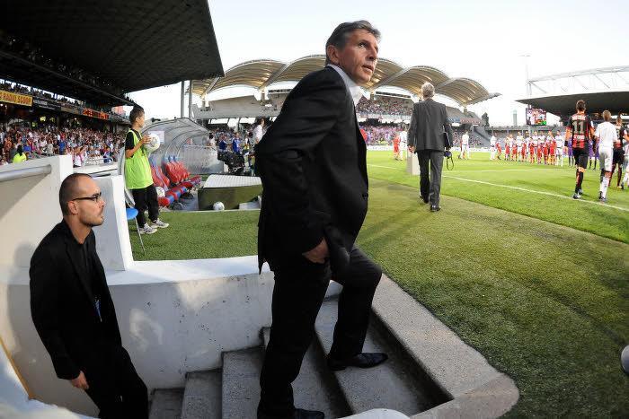 OL : Claude Puel critique les anciens cadres de l'Olympique Lyonnais !