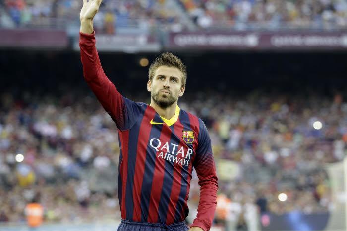 Piqué : «Neymar ? L'un des plus grands talents que j'aie vu»