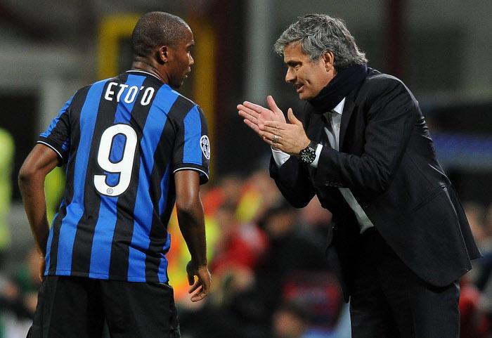 Chelsea : Un contrat de deux ans pour Eto