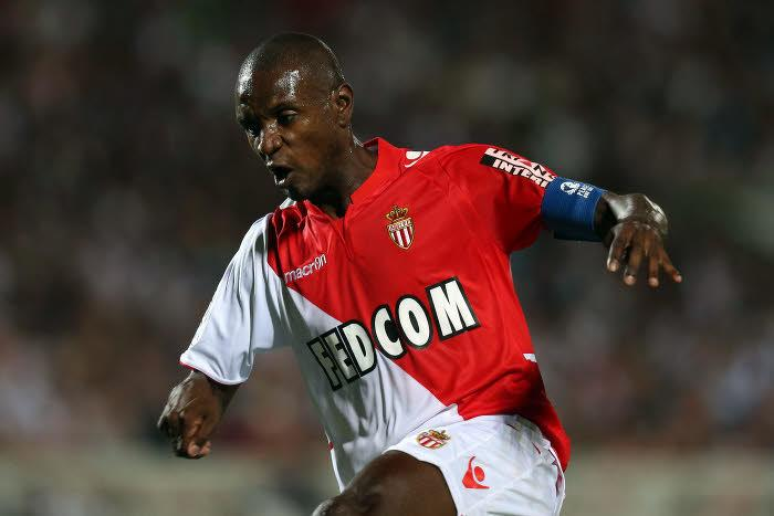 Eric Abidal, AS Monaco