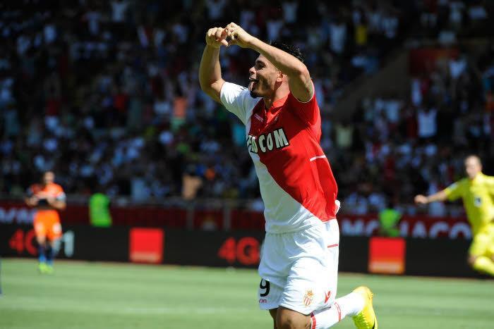 Emmanuel Rivière, AS Monaco