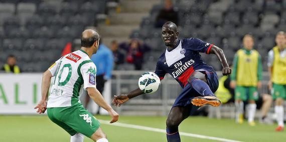 PSG : Coates blessé, Sakho relancé par Liverpool ?
