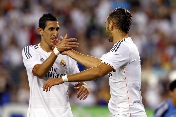Di Maria : «Bale ? Je suppose que j'ai une longueur d'avance»