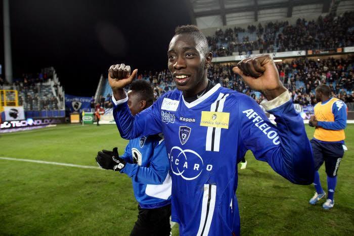 Sambou Yatabaré, SC Bastia