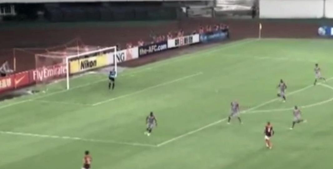 Vidéo : Une superbe passe décisive en Ligue des Champions asiatique