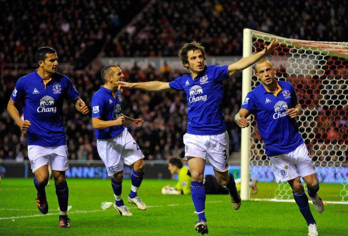 Leighton Baines, Everton