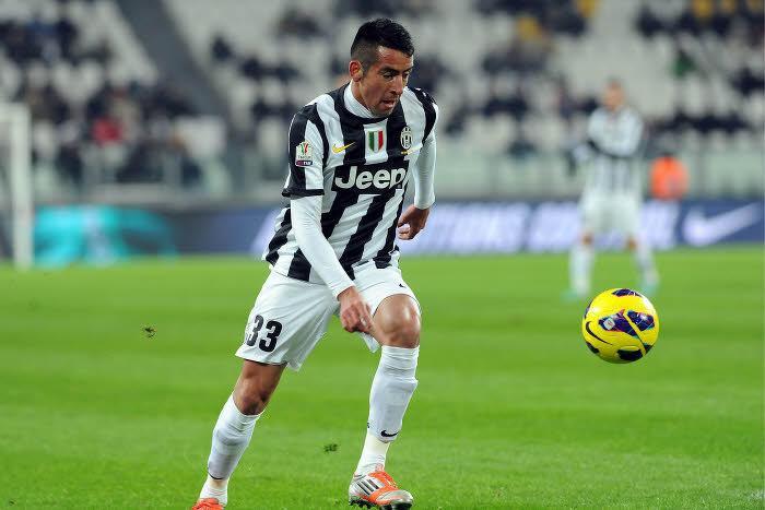 Mauricio Isla, Juventus Turin