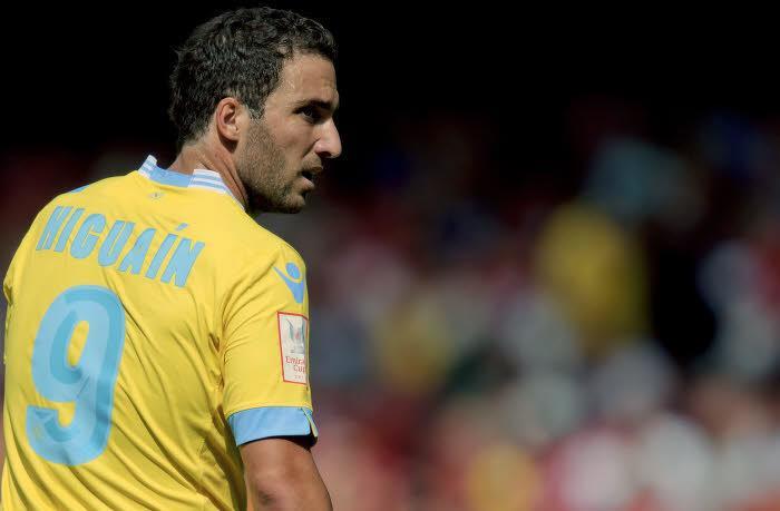 Higuain : «Ancelotti a tout fait pour me convaincre de rester»