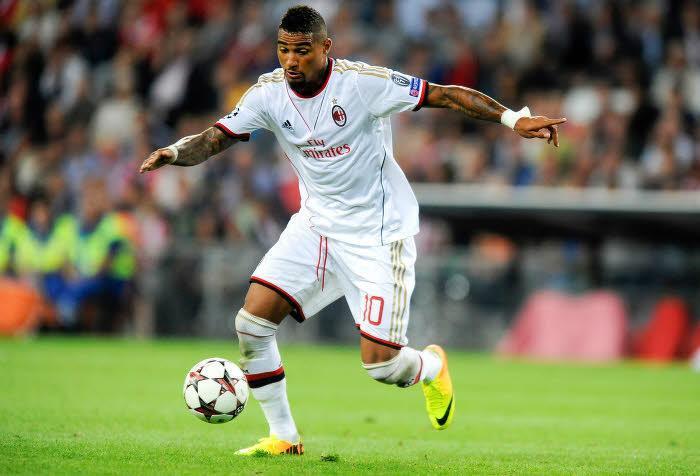 Kevin-Prince Boateng, Milan AC