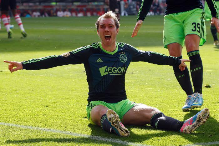 Christian Eriksen, Ajax