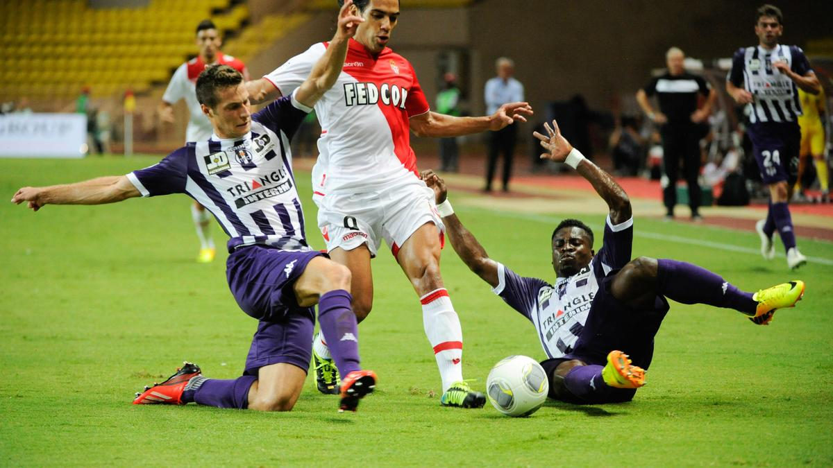 AS Monaco - Toulouse FC