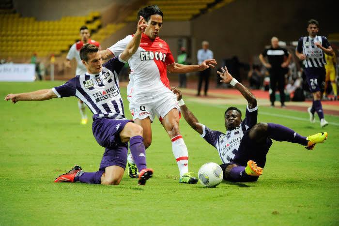 Toulouse, AS Monaco