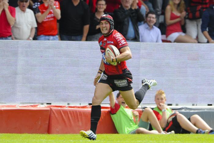 Alexis Palisson, RC Toulon