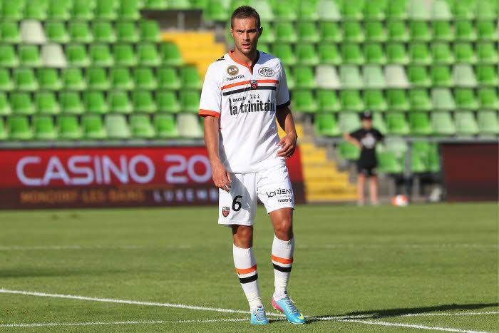 Grégory Bourillon, FC Lorient