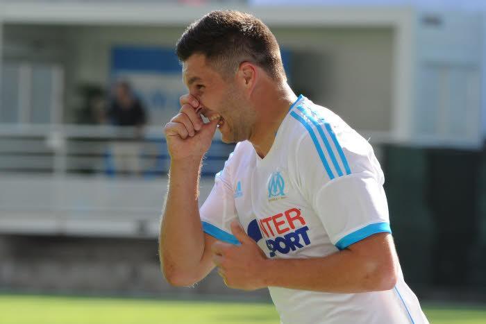 André-Pierre Gignac, Olympique de Marseille