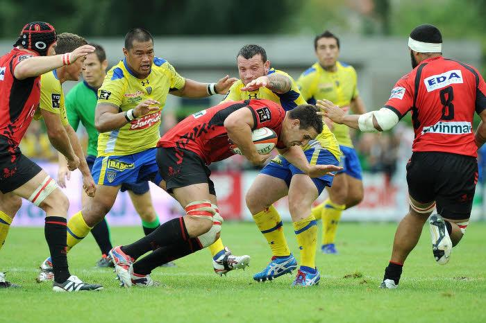 Oyonnax, Clermont, Top 14