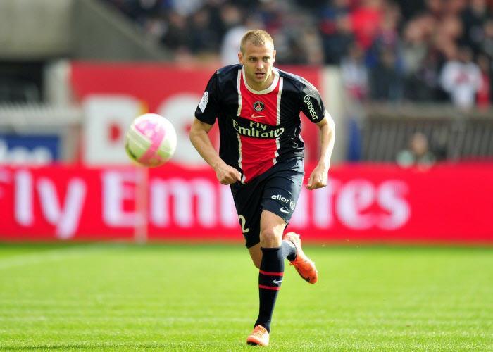 Mathieu Bodmer, PSG