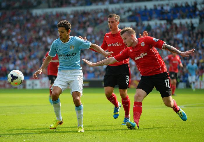Manchester City, Jesus Navas