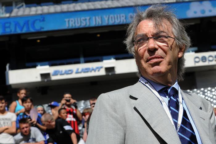 Moratti, Inter Milan